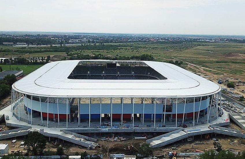 Stadionul din Ghencea ar putea fi gata în luna octombrie