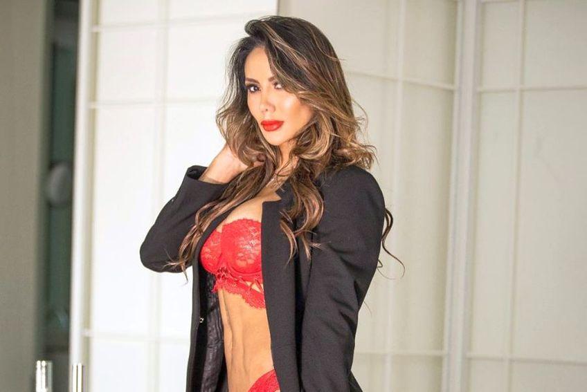 Sonia Isaza, soția lui Arturo Vidal // foto: Instagram @ niaisazaoficial