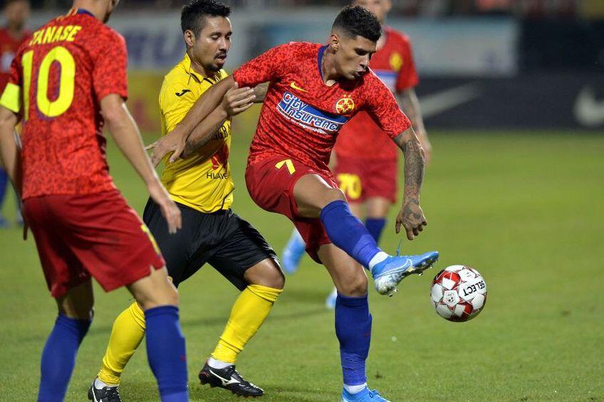FCSB - FC Shirak, din turul I preliminar al Europa League, e programat joi, 27 august, de la ora 21:30, și va fi transmis în România de Look Plus.