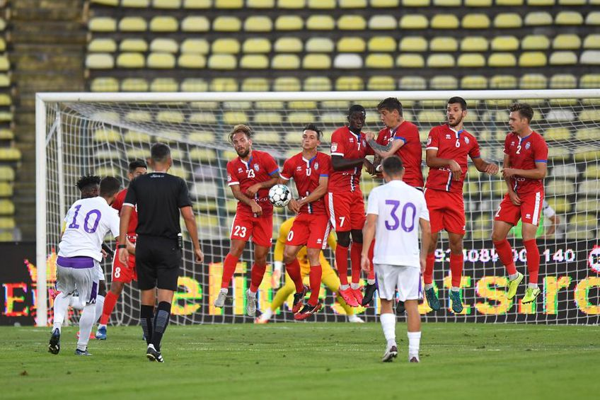 FC ARGEȘ - FC BOTOȘANI 2-3