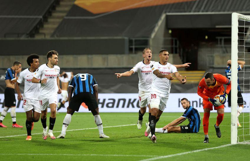 Inter vrea să câștige din nou un trofeu european // FOTO: Guliver/GettyImages