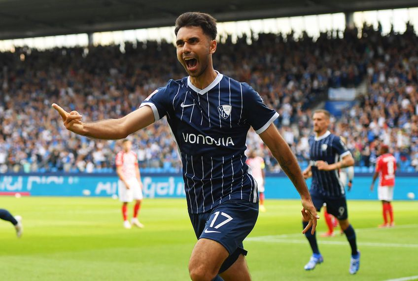 BUNDESLIGA. Gerrit Holtmann (26 de ani), extrema stânga a celor de la Bochum, a reușit un supergol în meciul câștigat de echipa sa contra celor de la Mainz, 2-0.