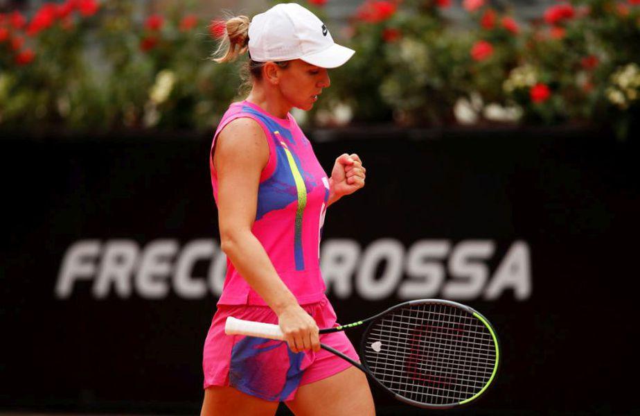 WTA a analizat victoria Simonei Halep (28 de ani, 2 WTA) din finala turneului de la Roma, contra Karolinei Pliskova (28 de ani, 4 WTA), scor 6-0, 2-1