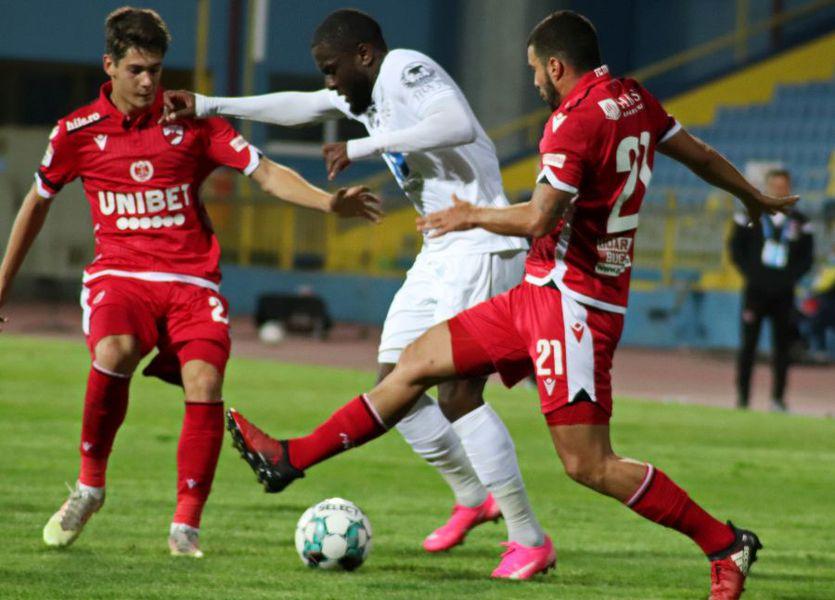 Gaz Metan - Dinamo 1-3, 21 septembrie 2020