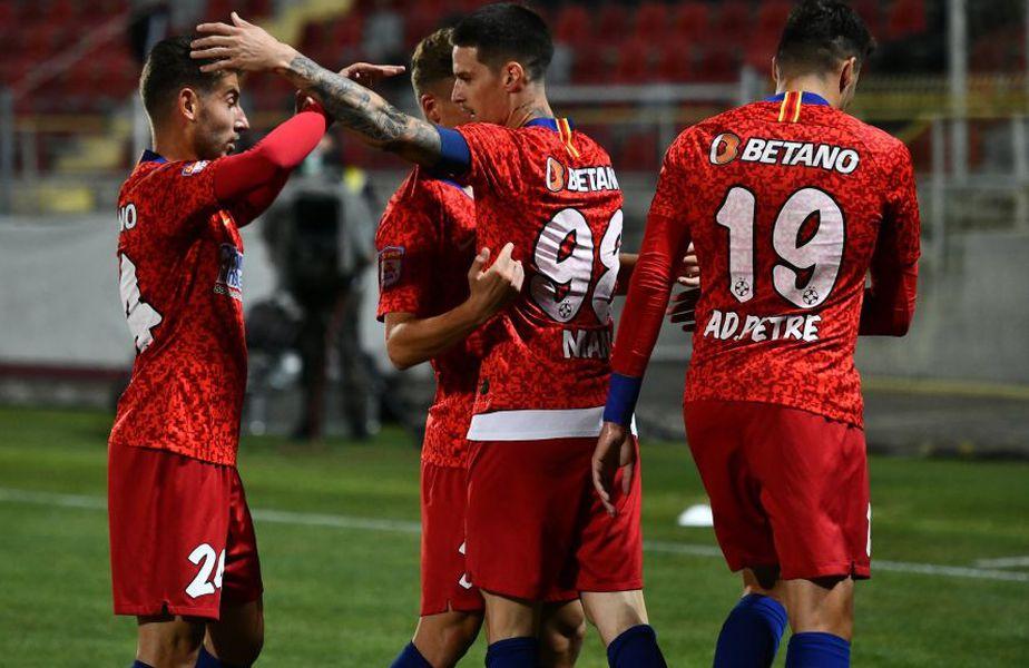 FCSB a câștigat categoric împotriva lui FC Argeș, 3-0, în etapa cu numărul 4 din Liga 1, însă nu toți jucătorii roș-albaștrilor au strălucit