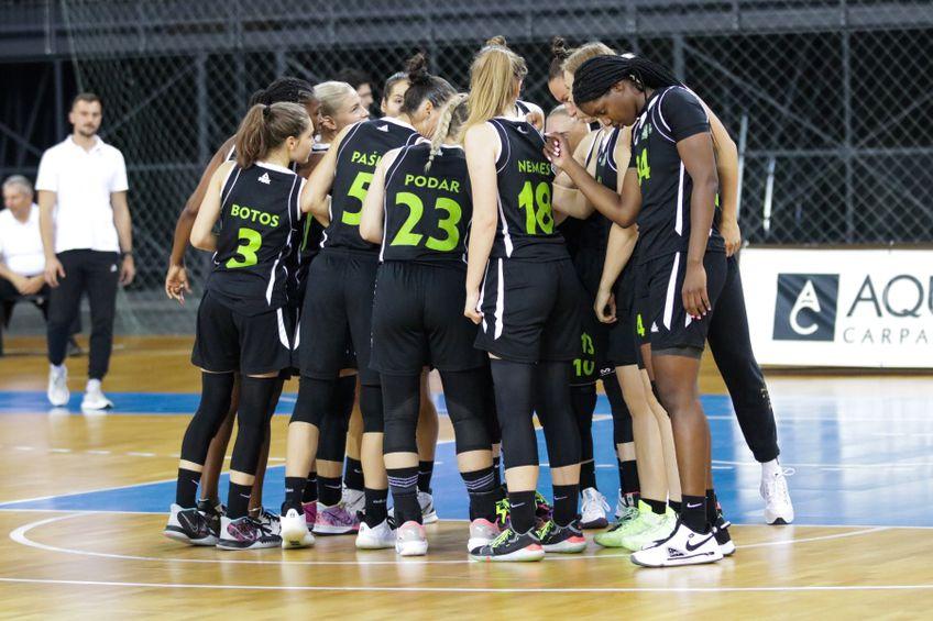 Jucătoarele de la Sepsi strâng rândurile pentru Euroligă FOTO Brigitta Miska