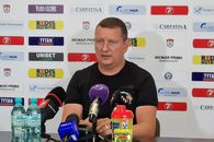 """Ionuț Chirilă, prima conferință de presă ca antrenor la Clinceni: """"De asta am nevoie și echipa va fi o piatră grea!"""""""