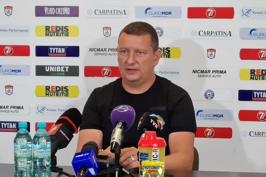 Ionuț Chirilă // foto: Facebook @ Academica Clinceni