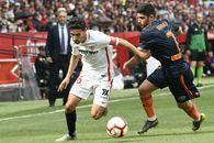 Sevilla - Valencia: Meci tare în intermediara din Spania! Trei PONTURI cu cote mari pentru un duel cu pretenții europene