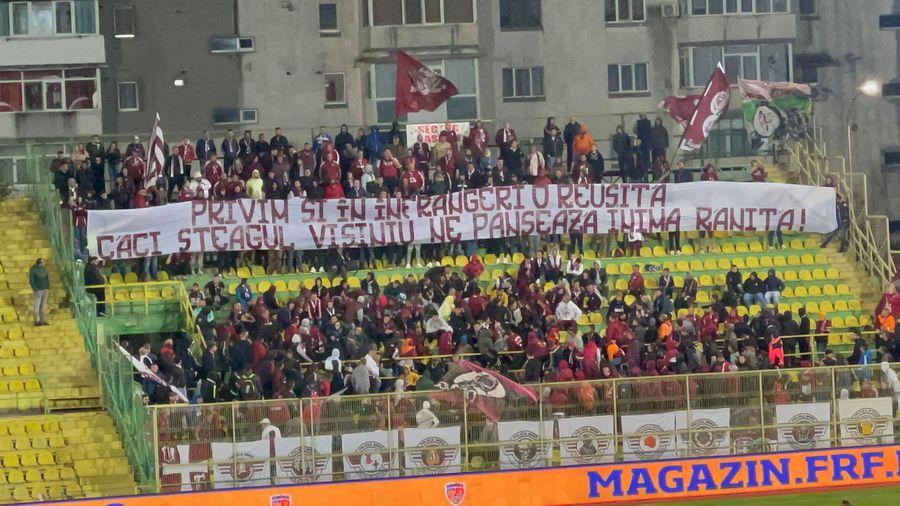 """Rapid se califică dramatic în """"optimile"""" Cupei României, după loviturile de departajare!"""