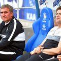 Gică Hagi și Gică Popescu
