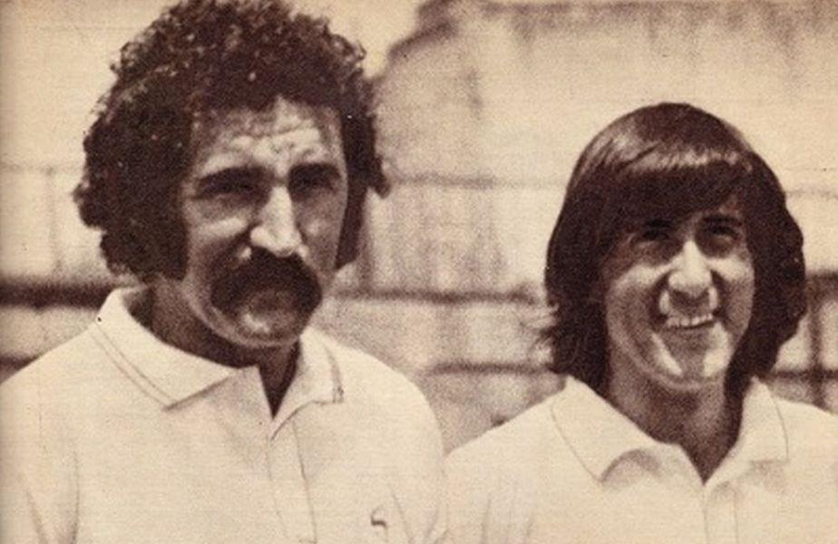 În 1969, România lui Ilie Năstase și Ion Țiriac ajungea în prima finală de Cupa Davis din istorie.