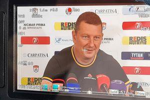 Încă una cu Ionuț Chirilă: cum l-au surprins jucătorii la antrenament + șanse mari să fie demis!