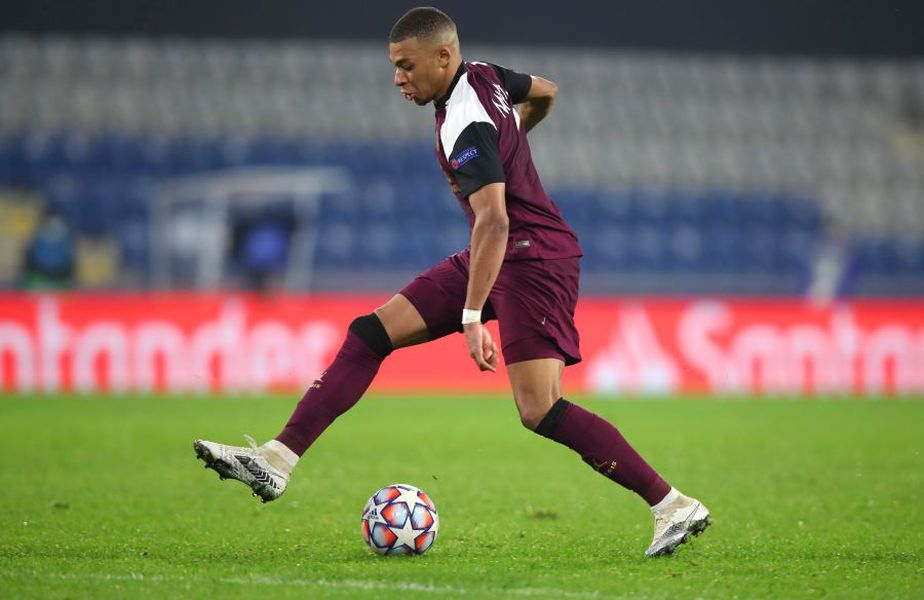 Kylian Mbappe foto: Guliver/Getty Images