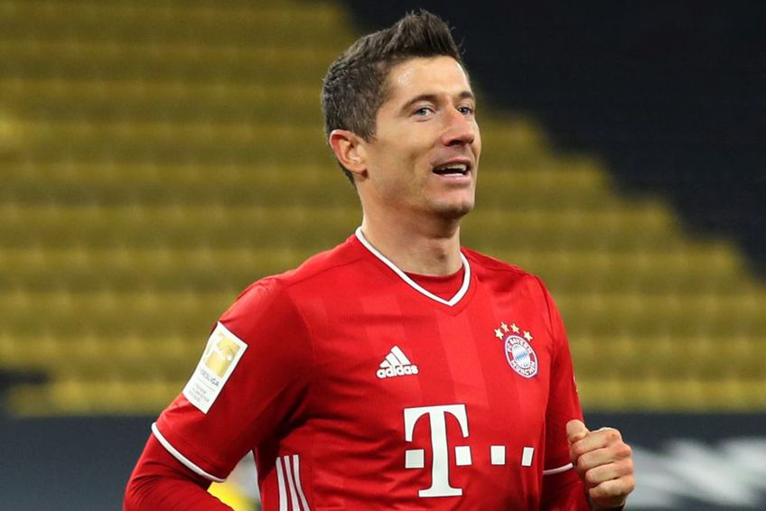 Robert Lewandowski foto: Guliver/Getty Images