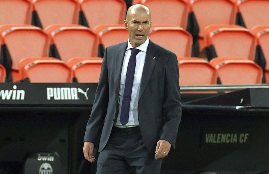 Zinedine Zidane. foto: Guliver/Getty Images