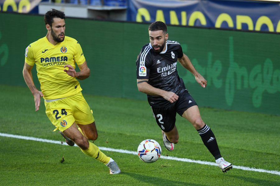 FOTO Villarreal - Real Madrid 21.11.2020