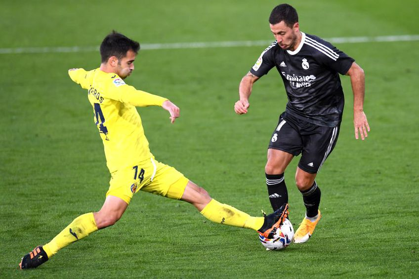 Villarreal - Real Madrid, etapa #10 La Liga // foto: Guliver/gettyimages