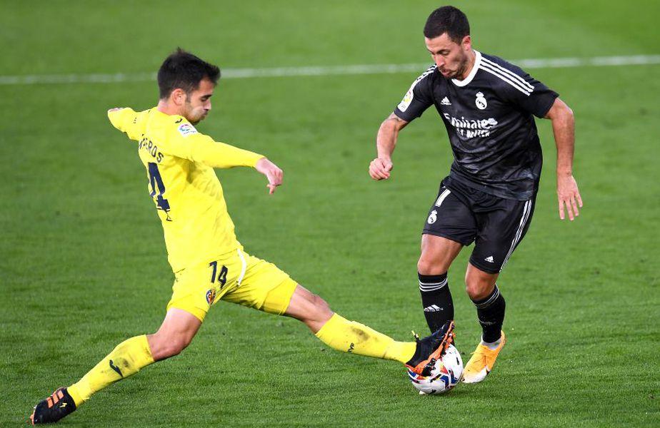Villarreal - Real Madrid, etapa #10 La Liga // foto: Guliver/gettyimages
