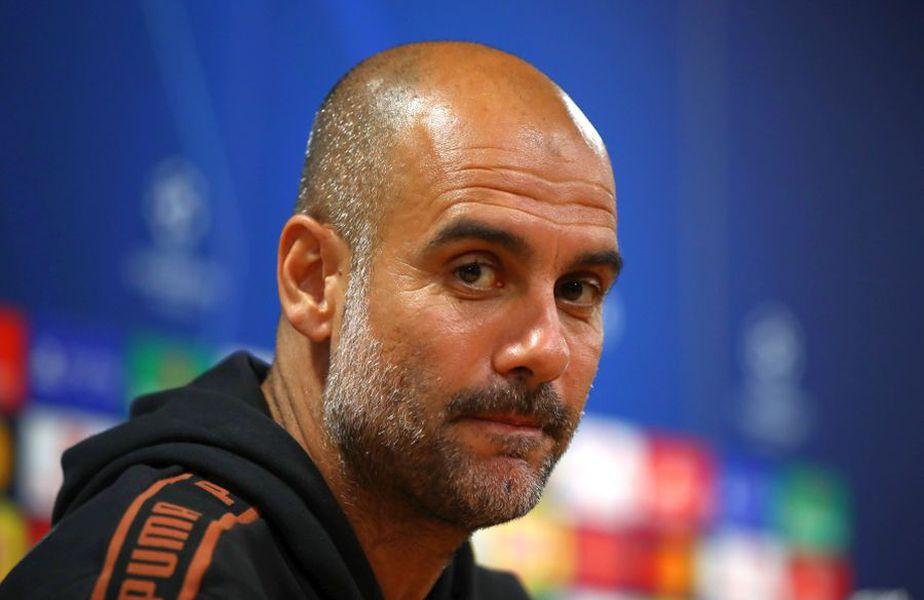 Pep Guardiola, antrenor Manchester City // foto: Imago