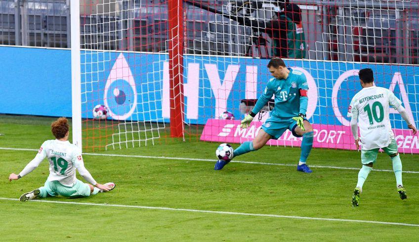 Bayern - Bremen 1-1