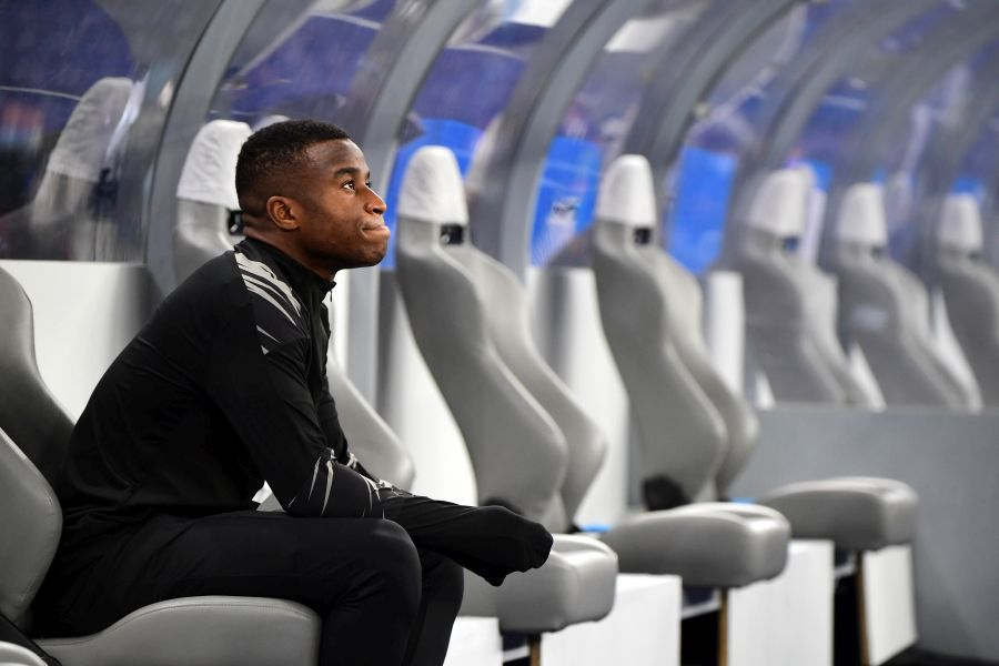 Youssoufa Moukoko // foto: Guliver/gettyimages