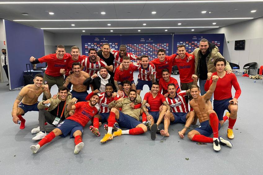 Atletico Madrid a învins-o pe Barcelona, 1-0, în capul de afiș al rundei #10 din La Liga