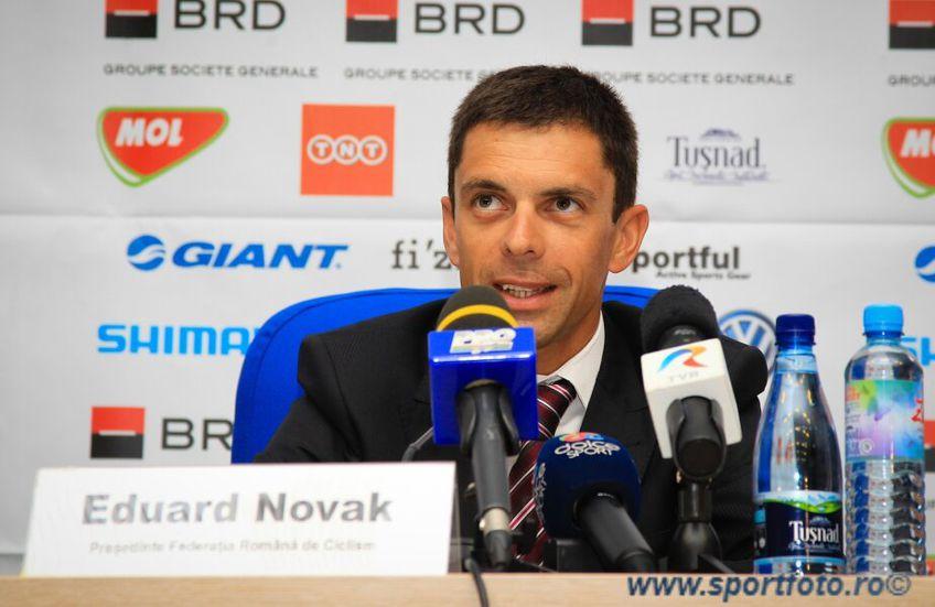 UDMR a făcut propunerea pentru Ministrul Sportului. Carol-Eduard Novak, președintele Federației Române de Ciclism ar putea fi șeful sportului românesc