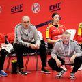 Bogdan Burcea și Robert Licu sunt criticați pentru jocul României FOTO Jozo Cabraja / kolektiffimages