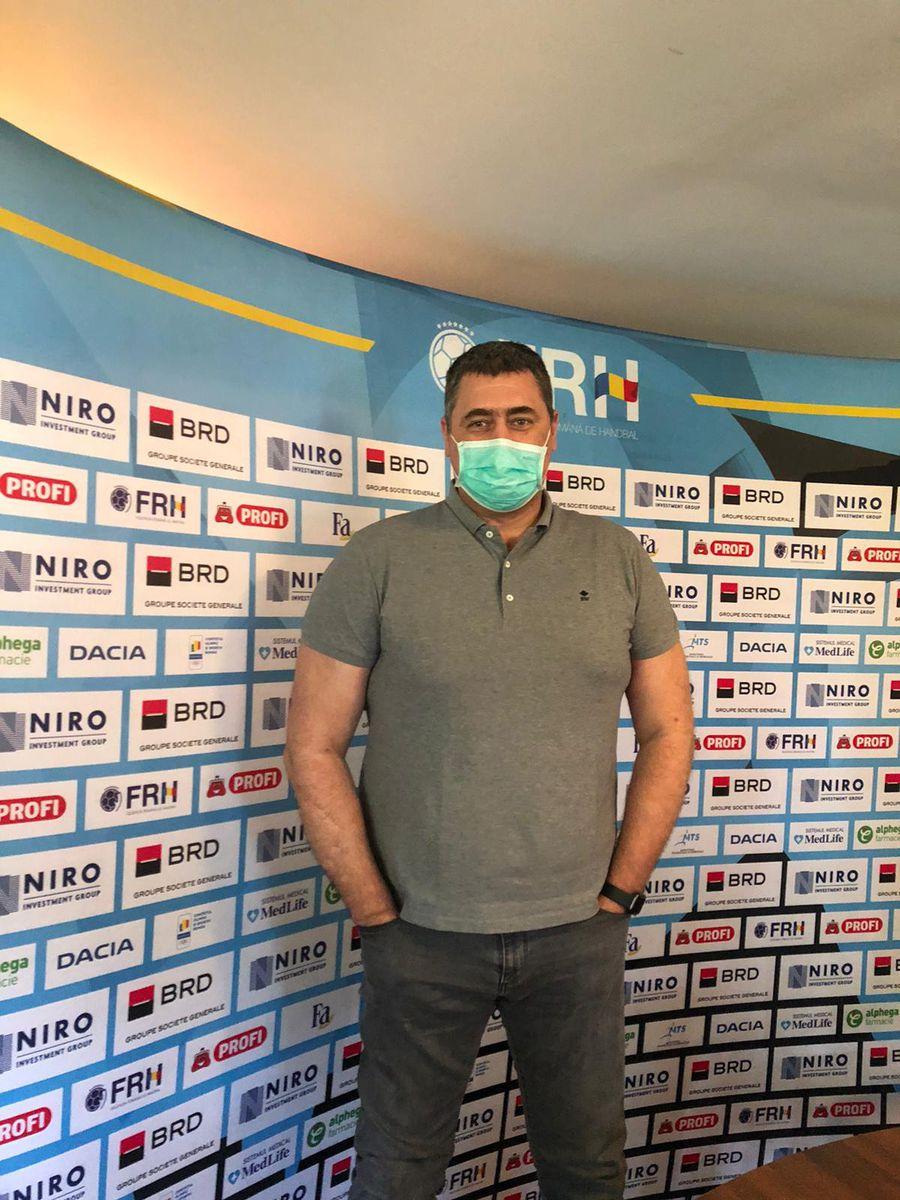 """Alexandru Dedu, după eșecul României de la Euro 2020: """"Dacă pentru a ajunge la Jocurile Olimpice trebuie să schimbăm banca tehnică, schimbăm!"""""""