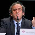 Michael Platini, fostul președinte UEFA, este acuzat că a influențat alegerile pentru gazda CM 2022. Foto: Guliver/GettyImages
