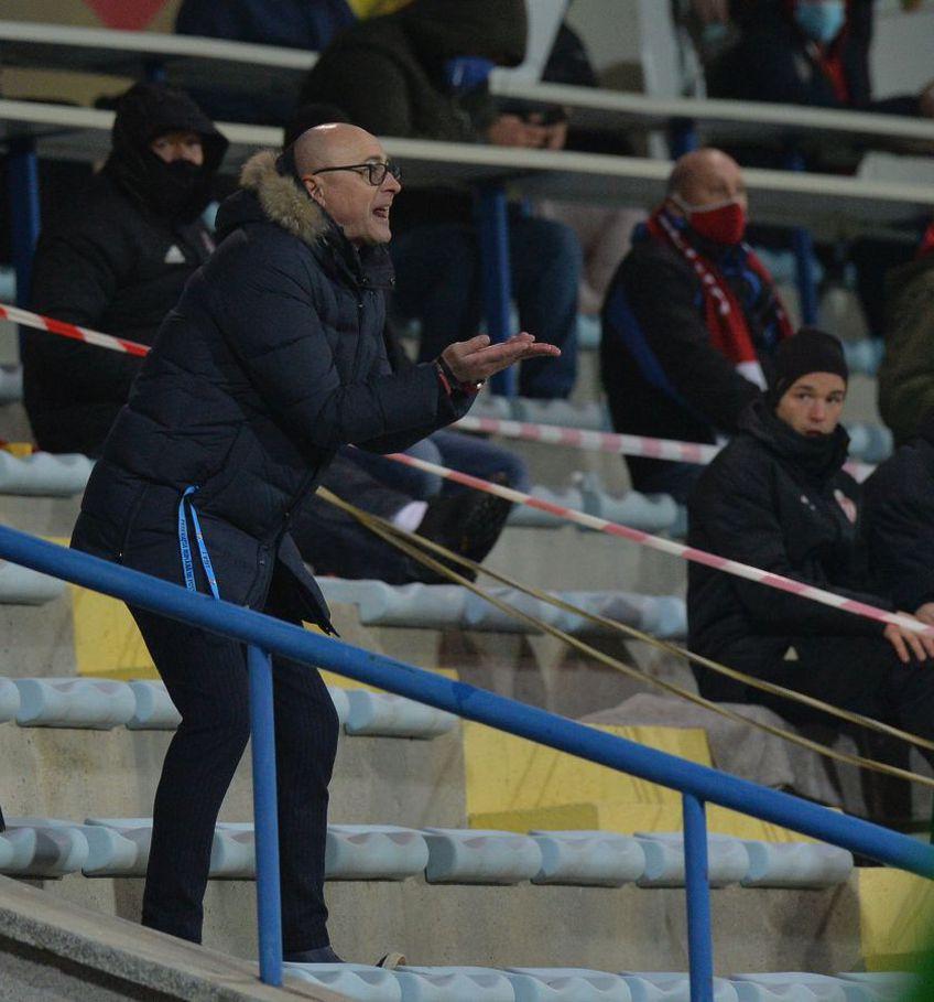 FCSB și Sepsi Sf. Gheorghe au remizat, scor 1-1 (Cristea '30, Fofana '37), în etapa cu numărul 15 din Liga 1. Leo Grozavu (53 de ani) a lansat atacuri în mai multe direcții la finalul unui meci terminat în tribune.
