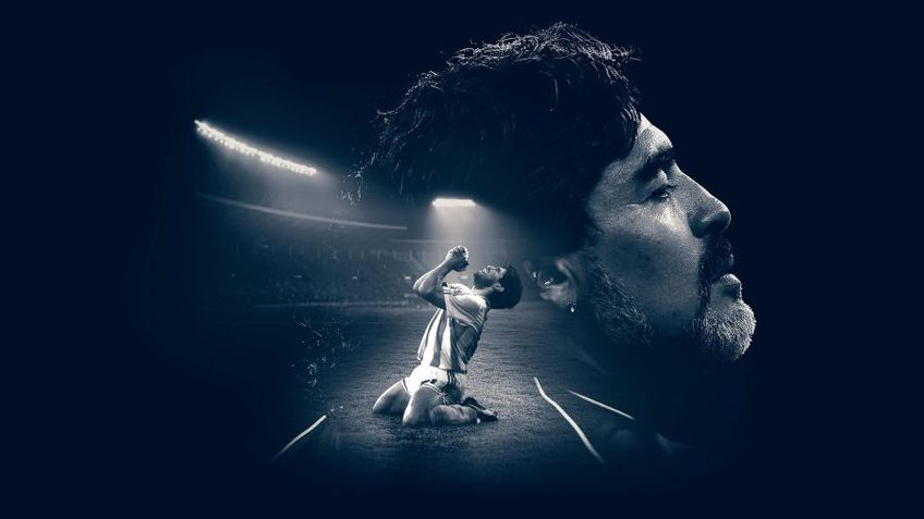 """Duminică, 24 ianuarie, ora 23:00, documentarul """"Moartea lui Maradona"""" va fi difuzat în premieră de Discovery Channel."""