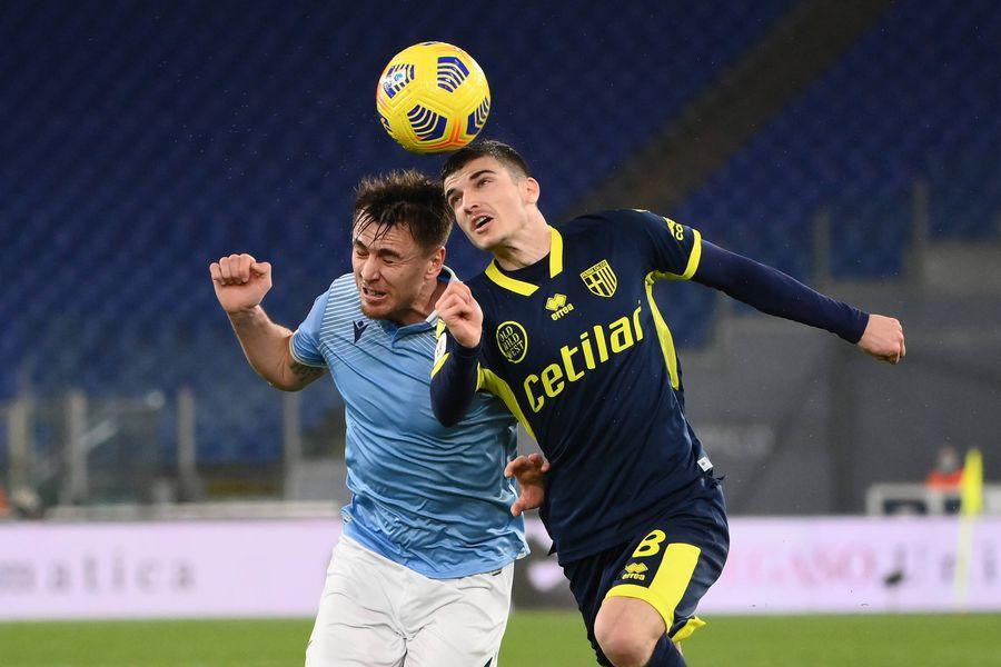 Valentin Mihăilă a fost înlocuit în al treilea minut de prelungire joi, pe