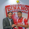 Gevaro Nepomuceno (28 de ani) s-a înțeles cu Dinamo