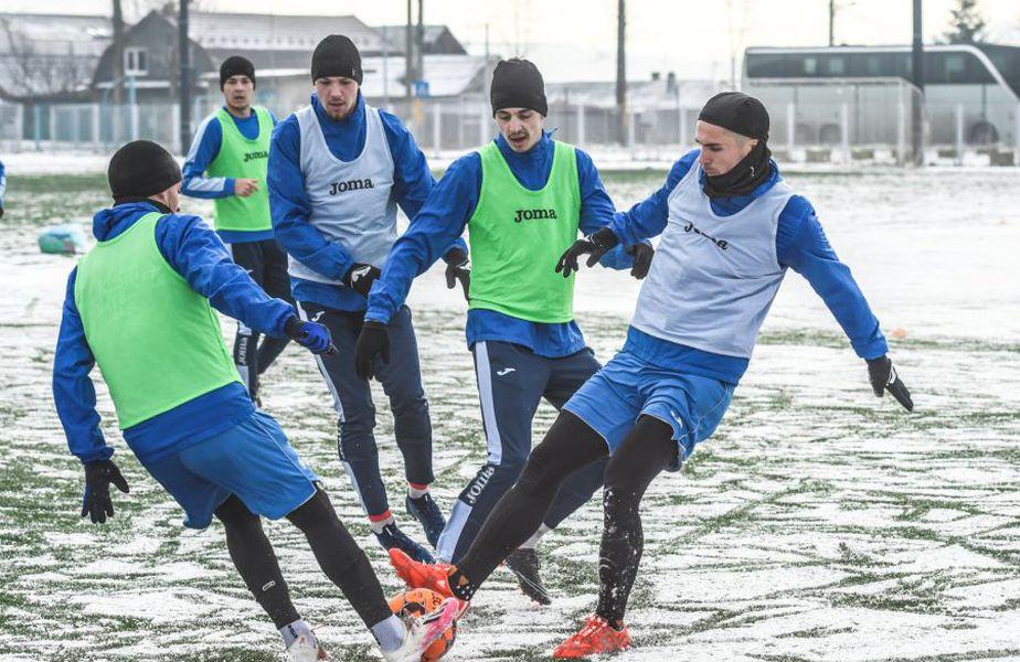Poli Iași este ultima echipă din Liga 1 puternic afectată de coronavirus.