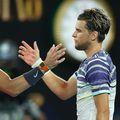 Guido Pella, 30 de ani, 44 ATP, i-a luat apărarea lui Novak Djokovic și a criticat atitudinea lui Nadal și Thiem