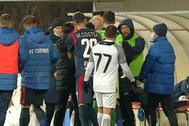 """Markovic, acuzații de rasism, după Chindia - Clinceni 2-1: """"Mă loveau fără minge, din «țigan» nu m-au scos tot meciul"""""""