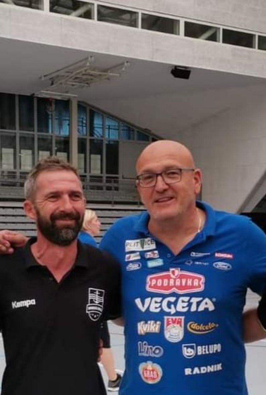 Neven Hrupec și Zlatko Saracevic
