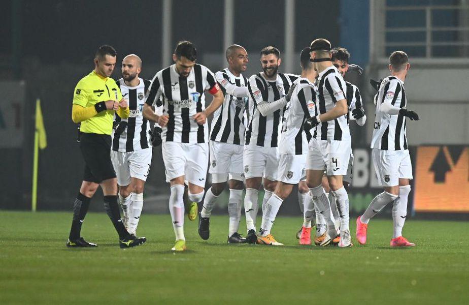Astra a câștigat ultimul meci, 2-0 cu Dinamo