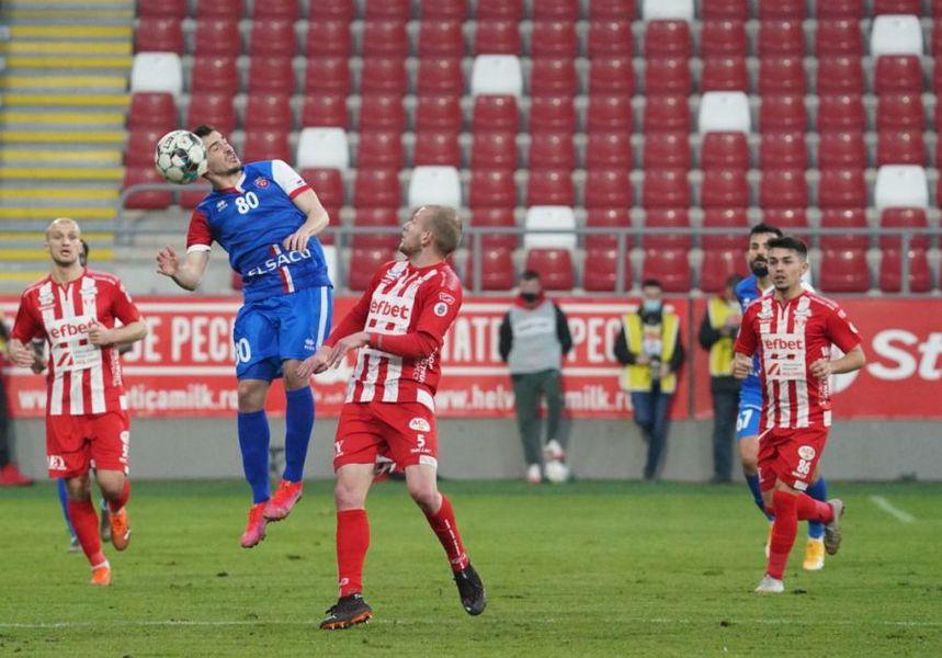 FOTO UTA - FC BOTOȘANI 22.02.2021