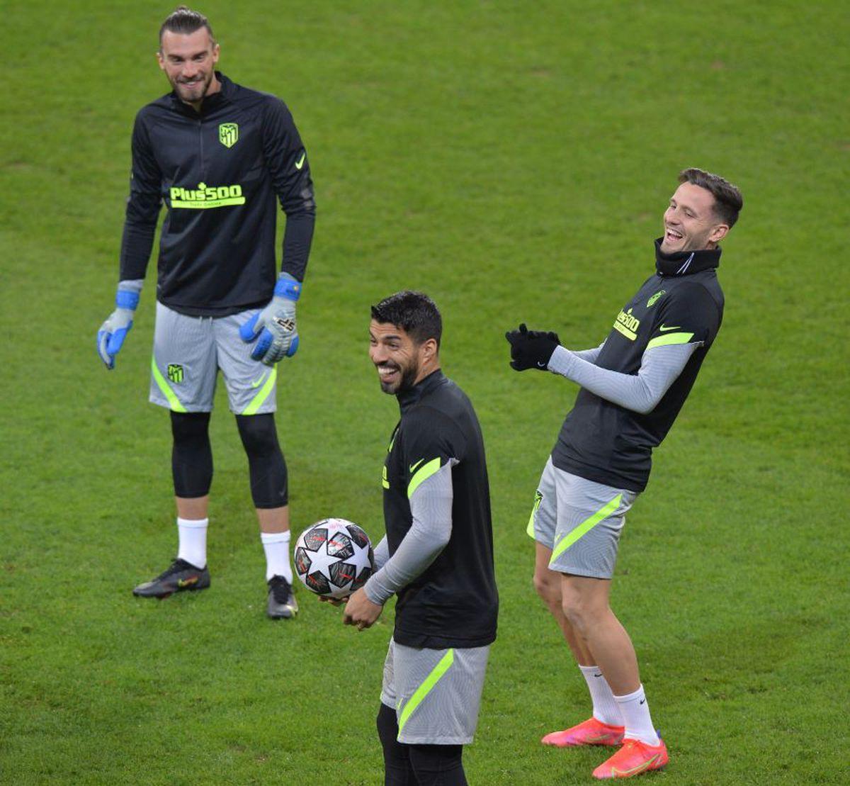 Distracție la antrenamentul lui Atletico Madrid pe Arena Națională + Ce a cerut Chelsea la hotel