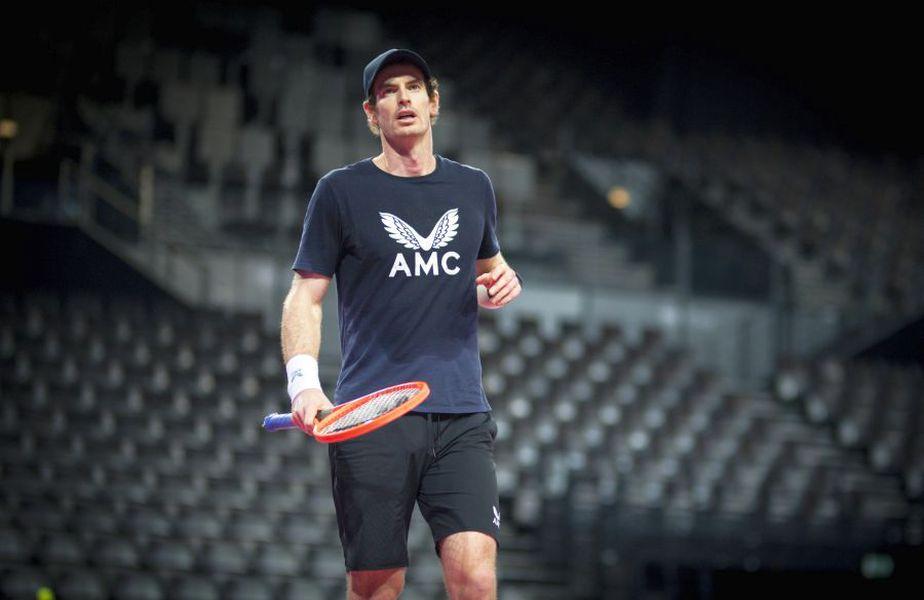 Andy Murray / Sursă foto: Imago Images