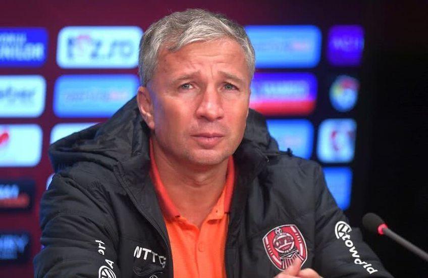 Dan Petrescu o poate duce pe CFR Cluj spre al treilea titlul de campioană