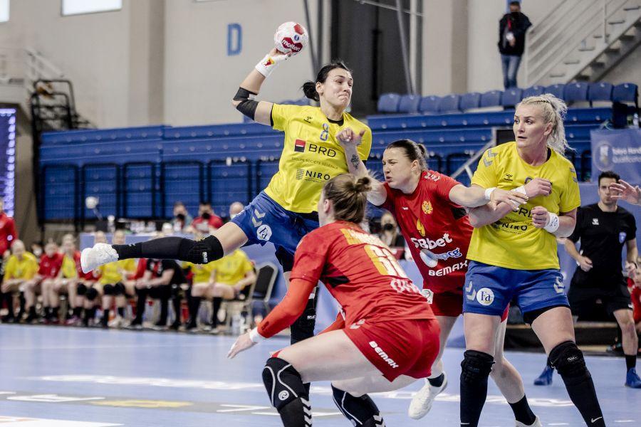 Nu e de ajuns să ai o Cristina Neagu ca să ai echipă națională FOTO Sorin Pană
