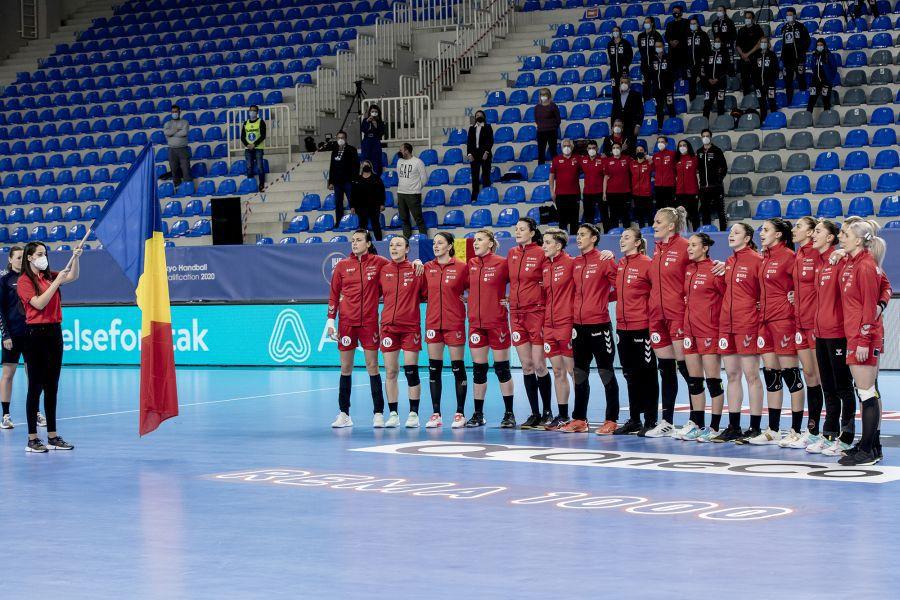 Echipa României de la Podgorica FOTO Sorin Pană