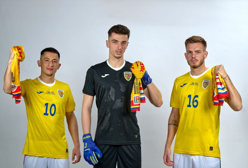 """""""Tricolorii"""" și-au lansat noile echipamente / Sursă foto: frf.ro"""