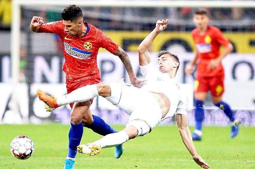 CFR Cluj și FCSB luptă una împotriva celeilalte pentru calificarea în cupele europene