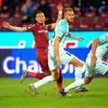 Duelul dintre CFR Cluj și FCSB pentru titlu s-a putea decide în Antalya
