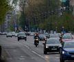 Larisa Iordache a revenit în uniformă » De ce n-a mai apărut alături de Poliție